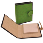 Jute Stationery from India