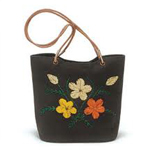 Embroidered Jute Bags