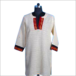 jute kurti for ladies