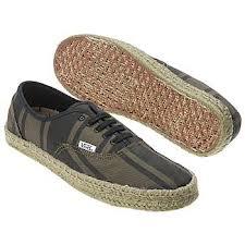 Men Jute Footwear