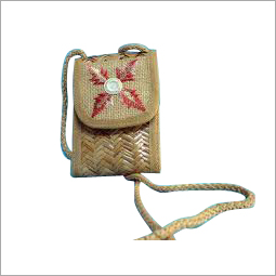 Jute Cell Phone Cover