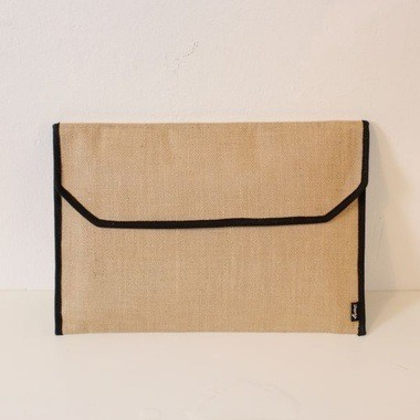 Jute Papers Holder