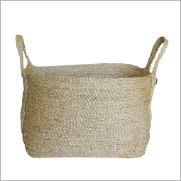 Jute Storage Baskets